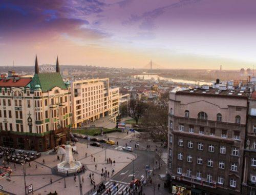 На каком языке говорят в Белграде