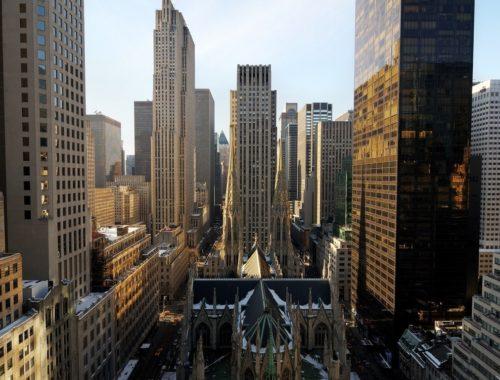 На каком языке говорят в Нью-йорке