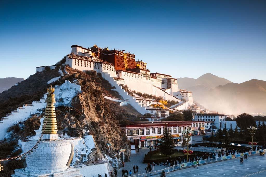На каком языке говорят в Тибете