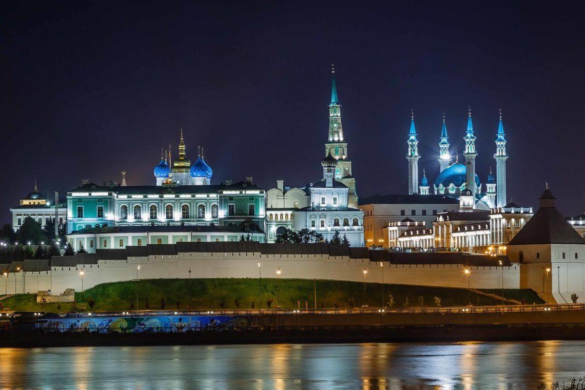 На каком языке говорят в Казани