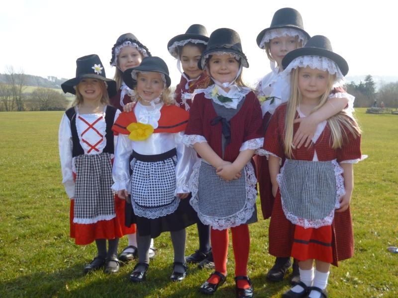 жители Уэльса дети