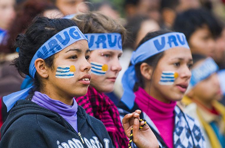 жители уругвая