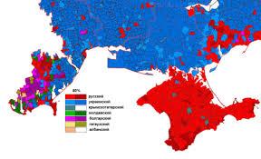 На каком языке говорят в Крыму